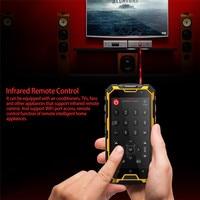 מכשיר הקשר כיבוש S8 IP68 מחוספס טלפון חכם אנדרואיד 4GB 64GB 7.0 Core אוקטה טלפון סלולרי עמיד למים NFC / IR / SOS / OTG / FM / מכשיר הקשר (3)