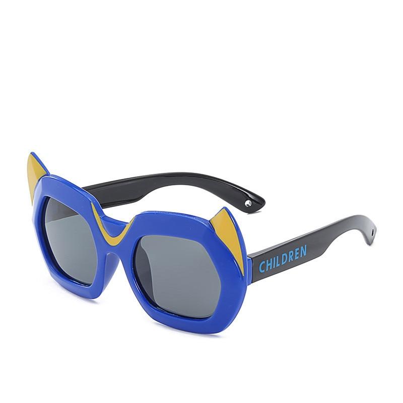 MüHsam Vazrobe Kinder Jungen Mädchen Sonnenbrille Polarisierte Bat Cartoon Sonne Gläser Für Kind Junge Mädchen Hd Polaroid Anti Reflektieren Uv400 Jungen Sonnenbrille