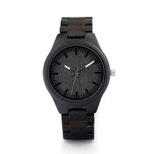 relogio masculino Wooden Watches BOBO BIRD Luxury Brand Men