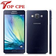 """Разблокированный samsung Galaxy A5() A500F A5000 4G LTE 5,"""" 13,0 МП 2 Гб ОЗУ 16 Гб ПЗУ смартфон четырехъядерный мобильный телефон"""