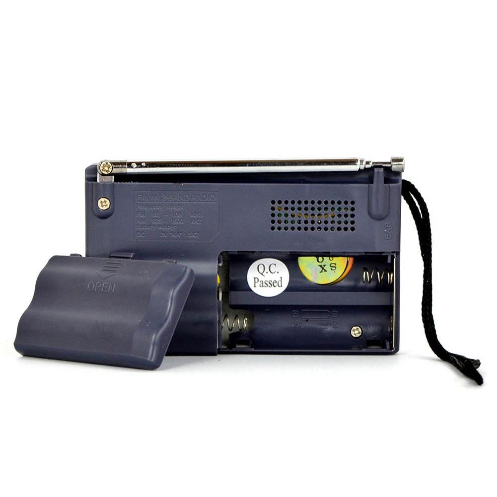 Mini Tragbare Am/fm Radio Teleskop Antenne Radio Tasche Welt Empfänger Lautsprecher Xxm8 Seien Sie Im Design Neu Tragbares Audio & Video