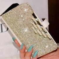 Luxury Bling Rhinestone Diamond For Samsung Galaxy S5 S4 S3 Note 2 3 N7100 I9500 I9600