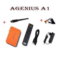 tocomfree s929acm satellite receiver Agenius A1 twin with twin tuner iks +CS +USB +YOUTUBE +POWERVU for South America