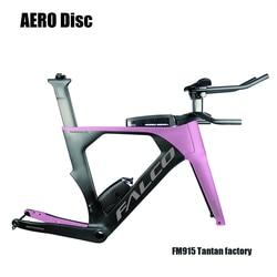OEM TT rower 2019 AERO węgla triathlon rower węgla tt rama Tapper rury węgla czas próbny rama roweru
