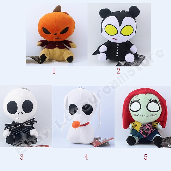 free shipping japanese animation nightmare before christmas jacksallypumpkin kingzero dog soft plush doll toy in movies tv from toys hobbies on