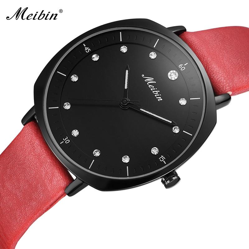 MEIBIN Luxury Diamond Women- ը ժամացույցներ - Կանացի ժամացույցներ - Լուսանկար 4