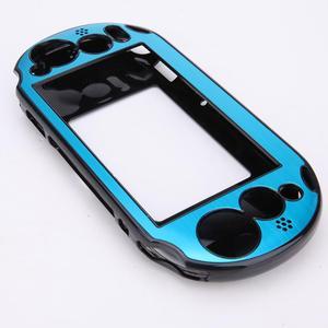 Image 3 - 소니 플레이 스테이션 PS Vita 2000 PSV PCH 20 dropshipping에 대 한 5 색 알루미늄 스킨 케이스 커버 셸