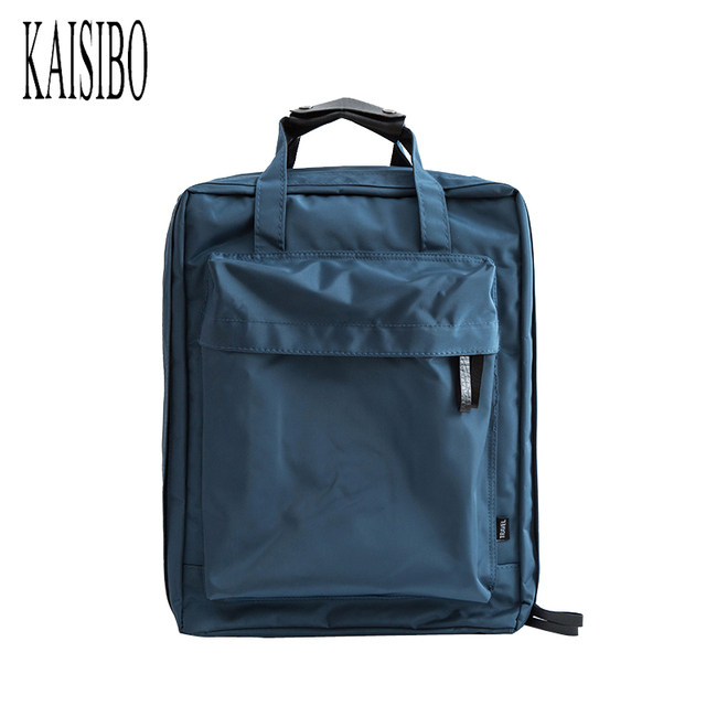 KAISIBO Traveling Backpack Schoolbag Women Nylon Waterproof Men Backpacks  Shoulder Bag Large Capacity Travel Bag Female 45a35c72a8562