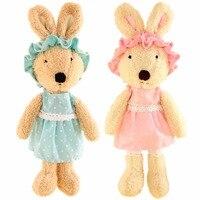 JESONN Habillé En Peluche Animaux Lapins De Pâques Lapins En Peluche Jouets pour Bébé de Cadeaux