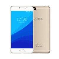 Umidigi C Uwaga Android 7.0 Telefon komórkowy Metalowa Linii Papilarnych Mobilna MT6737T MTK telefon 3 GB RAM 32 GB ROM 3800 Mah Auto-focus 4G telefon