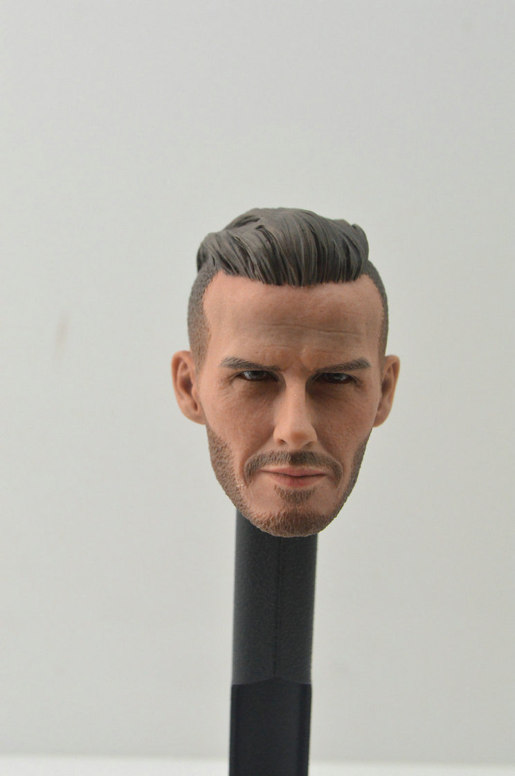 "1//6 Viking Captain Head Sculpt For For 12/"" Headplay Hot Toys Male Figure"