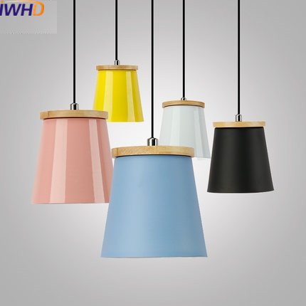 Modern Led Pendant Lamp Aluminum Lamparas De Techo Colgante Moderna Pendant Lights Suspended Lamps For Living Room Lighting E27 princess girls long sleeved children s evening autumn new europe and the united states dress kids clothing red silk