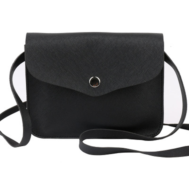 New Mini Women Shoulder Bag Crossbody Bag High Quality PU Leather Women Bag Casual Simple Women Handbags Bag