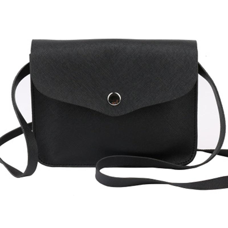 New Mini Women Shoulder Bag Crossbody Bag High Quality PU Leather Women Bag Casual Simple Women Handbags Bag
