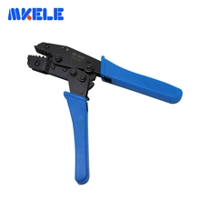 цена HM-06WF pliers 0.25-6.0mm2 ferrule crimper pliers crimping tool for non-insulated terminal crimper cable crimping tool в интернет-магазинах