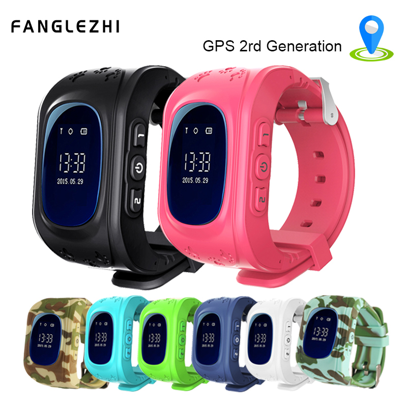 Q50 Smart Watch for Children Anti Lost Smartwatch Baby GPS SOS Monitoring q50 Tracker Kids PK Q90