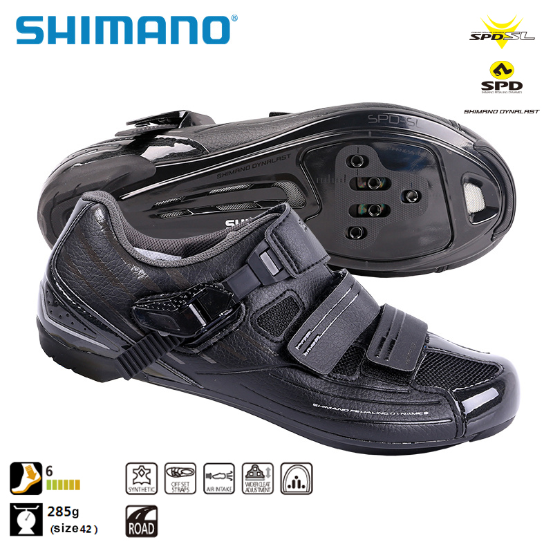 SHIMANO SH RP3 SPD SL Road Bike Shoes Riding Equipment Bicycle Cycling  Locking Shoes Road Racing bce48ffcf1