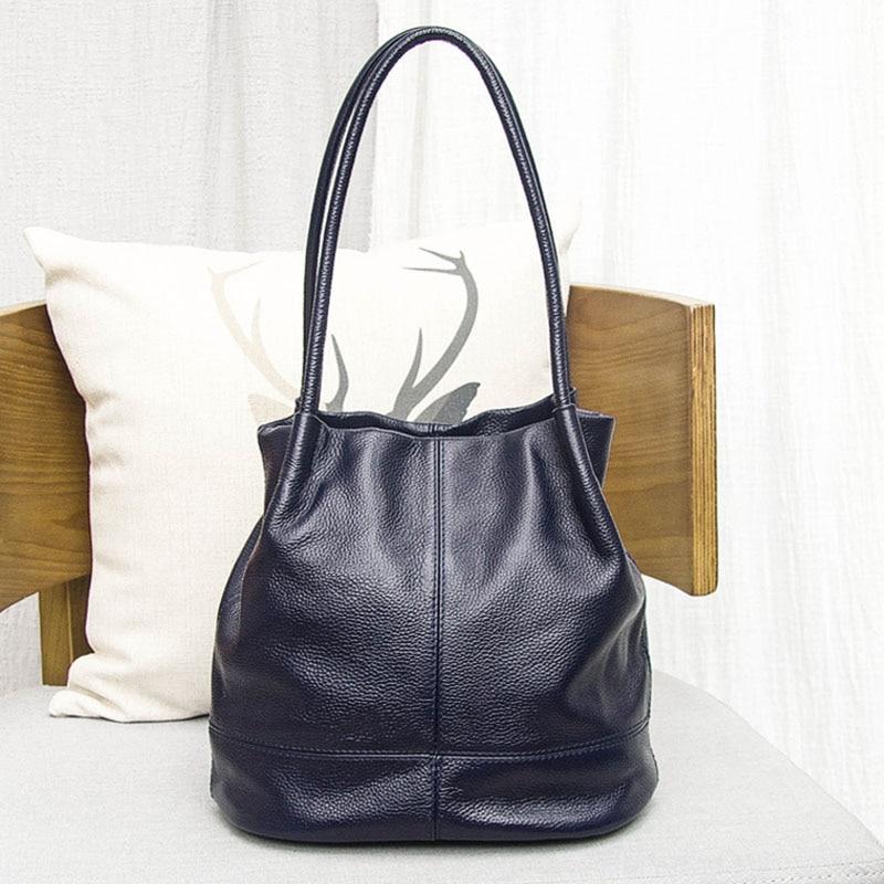 ФОТО Hot sale High Quality Handmade Design  Fashion Women Single One Shoulder Bag  Genuine Leather Ladies Tote Handbag