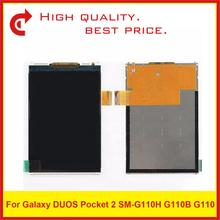 "3.3 ""Para Samsung Galaxy Bolso 2 SM G110H G110B G110 Display Lcd Monitor de Tela de Pantalla"