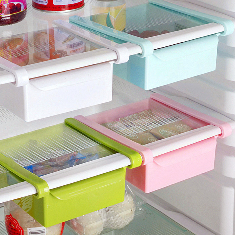 plastic storage boxes for kitchen urijk plastic drawer organizer fridge storage box desk 7505