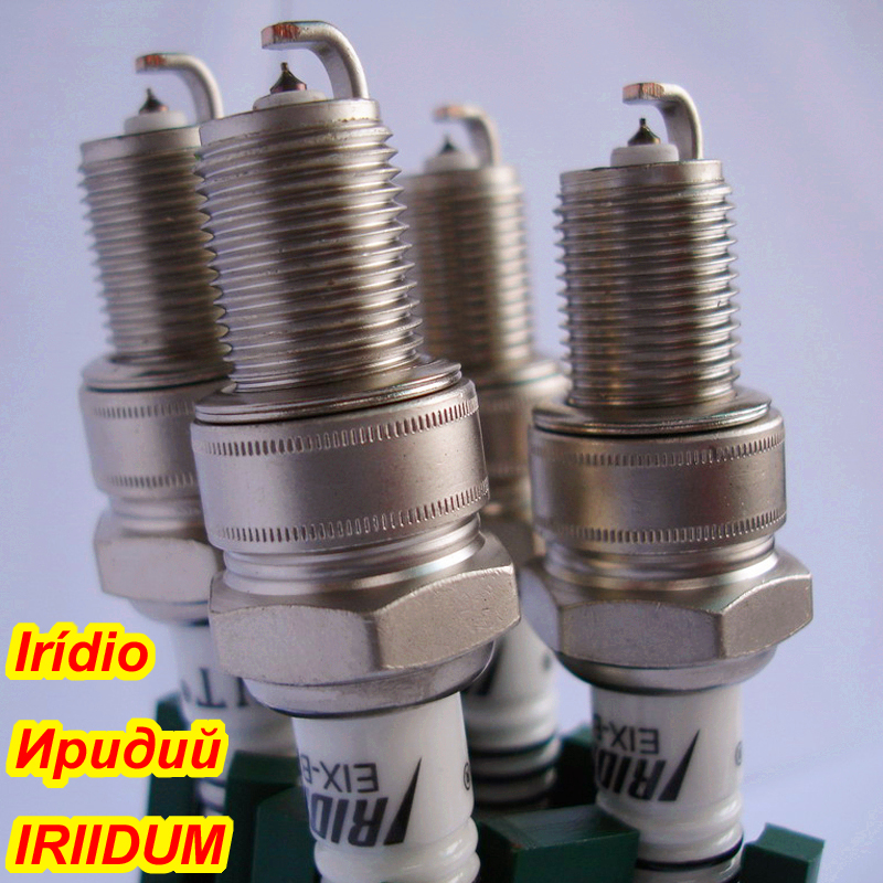 Buy IRIDIUM BALO spark plug 4pcs/lot EIX-BPR6 for BPR6ES BPR6EIX BPR6EGP IW20 IW16 PW20TT W20EXR-U XP63 XS63 RS35 VW20 WR7DS N10PY for $13.86 in AliExpress store