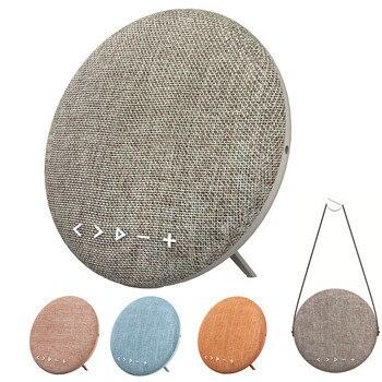 F6 Stereo Super Bass Bluetooth Speaker 12W cloth cover FM TF card Built in Mic hand free Portable Outdoor Music column Soundbar