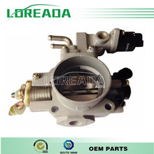 Genuine Throttle body for DELPHI system Engine Displacement  400CCBore size 45mmThrottle valve assembly FREE SHIPPIHG