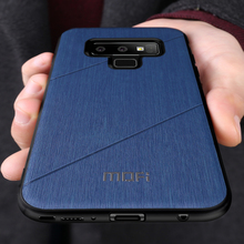 MOFi PU Back and Silicone Egde Case for Samsung Galaxy Note 9