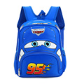 Children's Day gift 3D car children school bags high quality Cartoon backpack large capacity  Waterproof Child School Bag