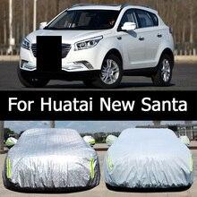 Hithotwin автомобиль классический одежда Санта-Фе покрытие автомобиля солнце дождь снежного покрова Для Huatai Новый Santa Fe автомобильный набор