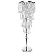 39 дюймов 100 см высотой/10 шт./лот/5 ярусов кристаллов Свадьба центральный Свадебная люстра вечерние Декоративные Горячие