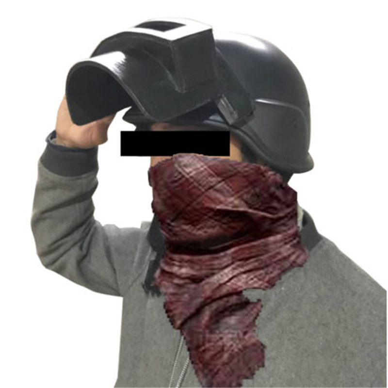 Novelty & Special Use Able Jedi Survival Helmet Pubg Field Headband Eatingchicken Three Categories Helmet Man And Woman Cosplay Helmet Hat Costumes & Accessories