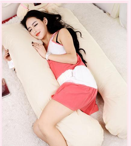 Pregnant women u-shaped pillow to protect the waist pillow pillow sleep comfortable spuc health pillow