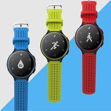 X2 Smartwatch Bluetooth Relógio Inteligente À Prova D' Água IP68 lordzmix Pressão Arterial Monitor de Freqüência Cardíaca Pedômetro Relógio Do Esporte Da Moda