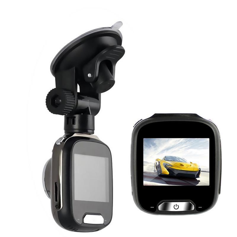 M008 Driving Recorder HD Night Vision 24-Hour Surveillance Camera Concealed Recorder Wide-Angle Car Video Recorder WDR