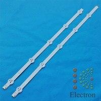1000mm LED Backlight Lamp Strip 10 Leds For LG LG50LN5400 CA 6916L 1276A 1273A 1272A 1241A