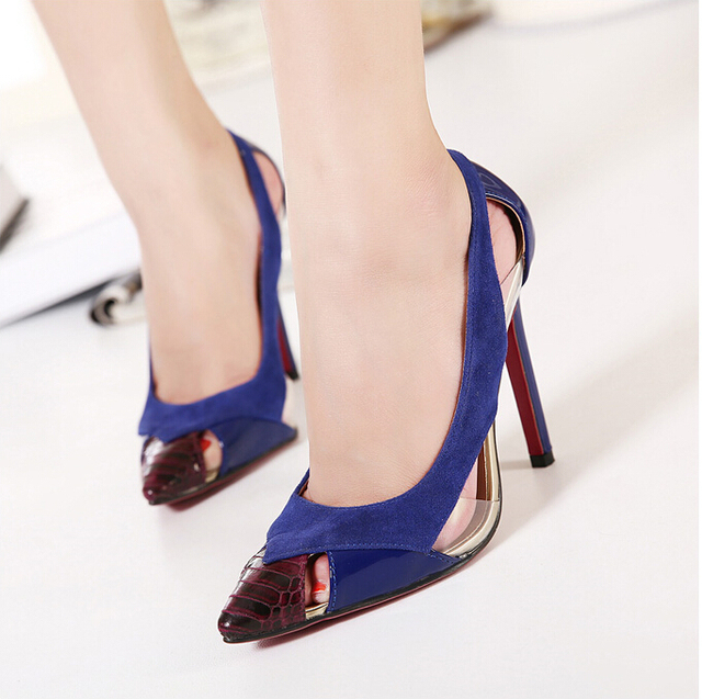 Aliexpress.com : Buy New Ladies Sexy High Heels Fashion Women ...
