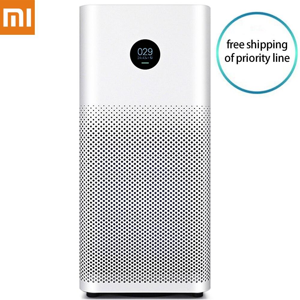 Origine Xiao mi Smart Air Purificateur 2 s OLED Affichage Smartphone mi Maison APP Contrôle Fumée Poussière Odeur particulière Cleaner