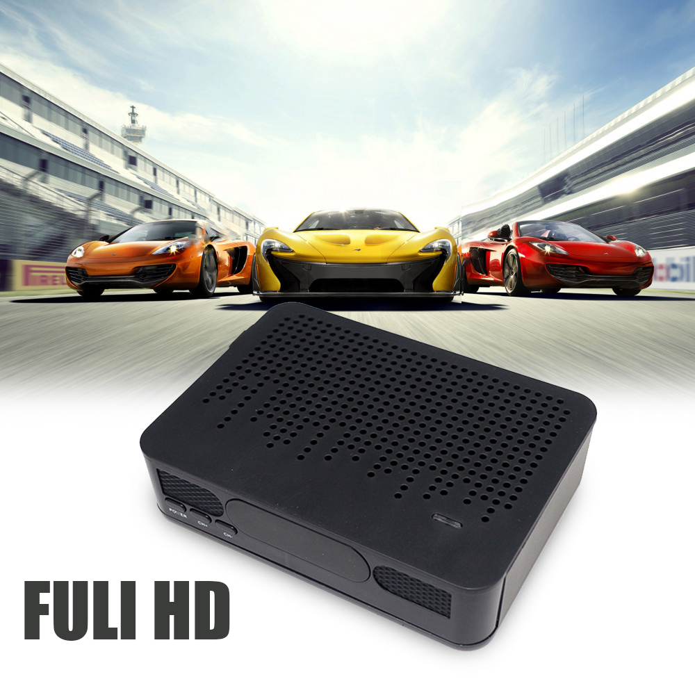 Vmade DVB T2 Full HD 1080P Digital Terrestrial TV Tuner DVB T/T2 H.264 MPEG 2/4 Standard TV Set Top Box Support Youtube PVR WIFI