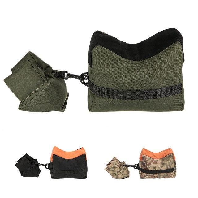 Front & Rear Rifle Sandbag Support 4