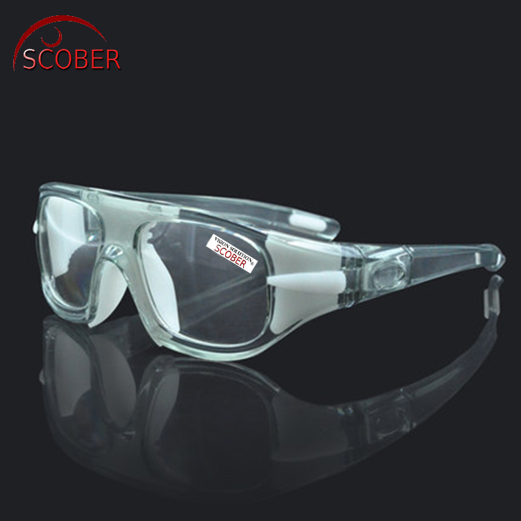 The Best Multi-role Professional Basketball Glasses Football Sport's Glasses Goggles Eye Frame Match Optical Lens For Myopia Nearsighted Can Be Repeatedly Remolded.