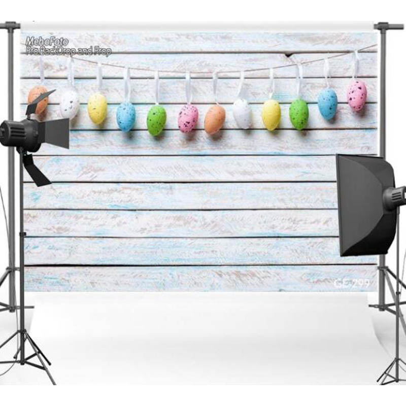 Happy Easter Eggs Spring Photography Background For Kid Children Customized Party  photo Backdrop For photo studio Props GE-299 vinyl cloth easter day children party photo background 5x7ft photography backdrops for party home decoation photo studio ge 064