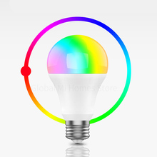 Xiaomi TF Smart Wifi LED Bulb with Dimmable light 8W 800 Lumens Smart Lamp Mi Light Xiomi Mijia Smart Phone WiFi Remote Control цена в Москве и Питере