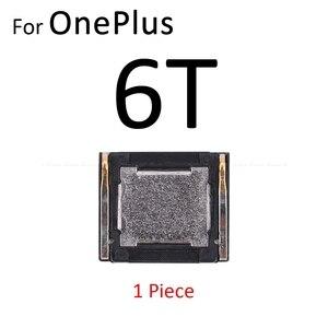 Image 3 - 100% nowy słuchawki Ear Speaker odbiornik dźwięku kabel Flex dla OnePlus 1 2 3 3T 5 5T X 6 6T naprawa części