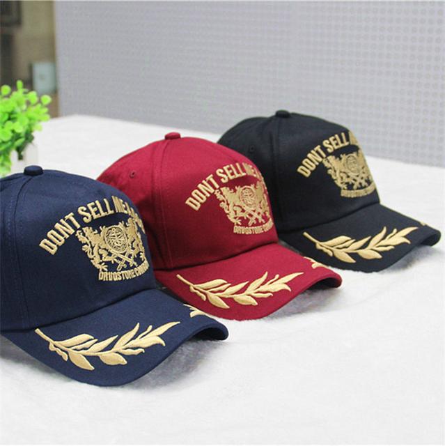 2016 novos homens ao ar livre versão Coreana do afluxo de pessoas Jin Simai orelha chapéu boné de beisebol chapéu Coreano maré