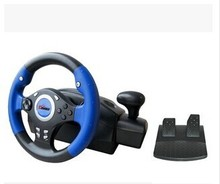 simulation car automobile race pc game steering wheel racing simulator Free shipping EMS