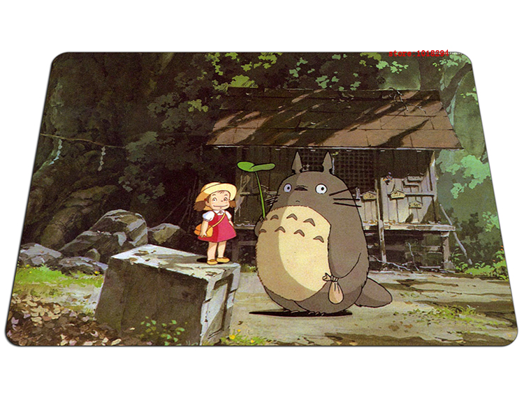 Totoro mouse pad 2016 new mousepad laptop My Neighbor Totoro mouse pad gear notbook computer anime gaming mouse pad gamer
