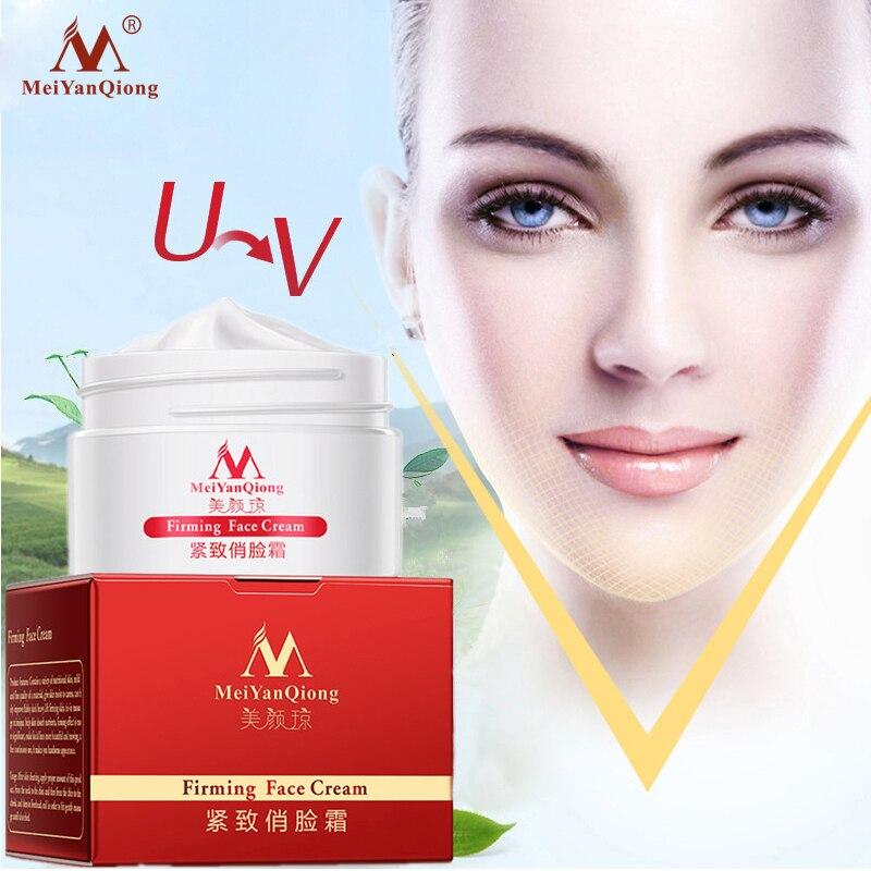 Abnehmen Gesicht Heben und Straffende Massage Creme Anti-Aging-Bleaching Feuchtigkeits Schönheit Hautpflege Gesichts Creme Anti-Falten