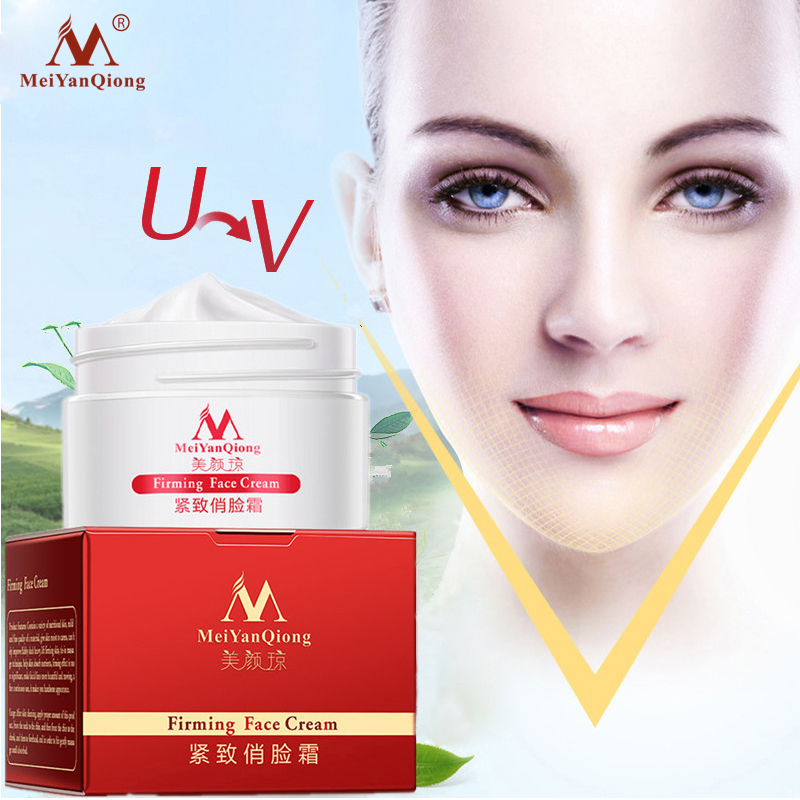 Slimming Face Lifting and Firming Massage Cream Anti-Aging Whitening Moisturizing Beauty Skin Care Facial Cream Anti-Wrinkle