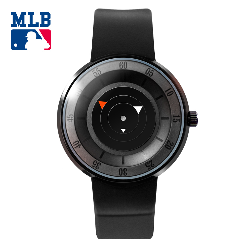 2017 MLB NY Luxury Brand Fashion Personality Quartz Waterproof Silicone Band for Men and Women Wrist Watch Hot Clock NY002 2017 luxury brand fashion personality quartz waterproof silicone band for men and women wrist watch hot clock relogio feminino